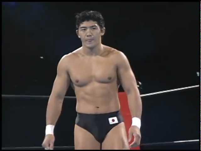 Pancrase - Masakatsu Funaki vs Ryushi Yanagisawa 1993 10 14