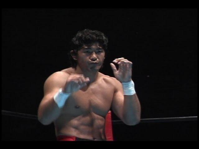 Pancrase - Masakatsu Funaki vs Cees Besems 1993 11 8