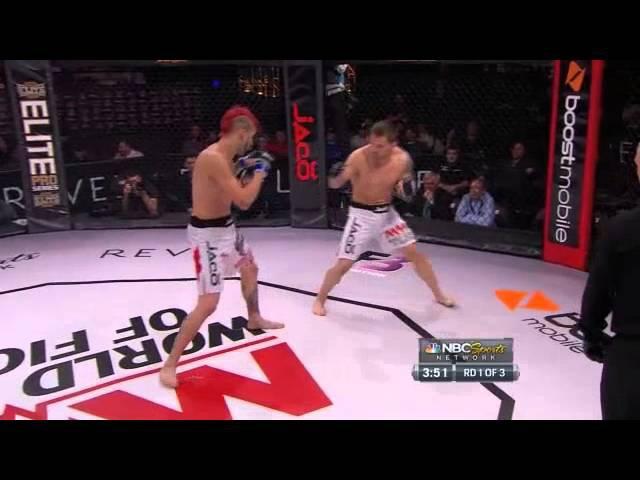 WSOF 2 - Waylon Lowe vs. Cameron Dollar Full Fight