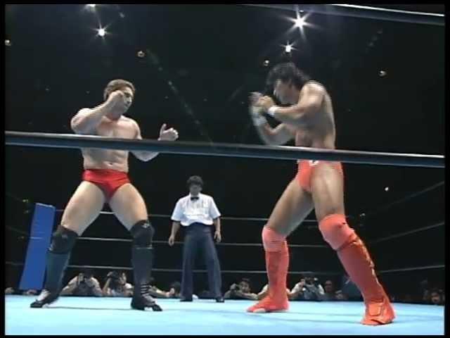 Pancrase - Masakatsu Funaki vs Wayne Shamrock 1993 9 21