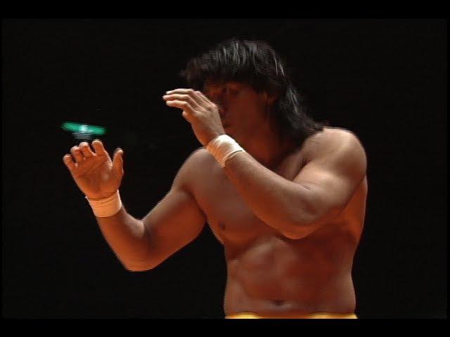 Pancrase - Masakatsu Funaki vs Wayne Shamrock 1994 12 17