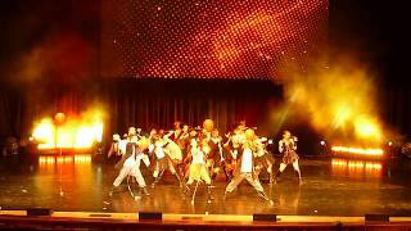Отчетный концерт ШДМТ 21.05.17, г. Омск.