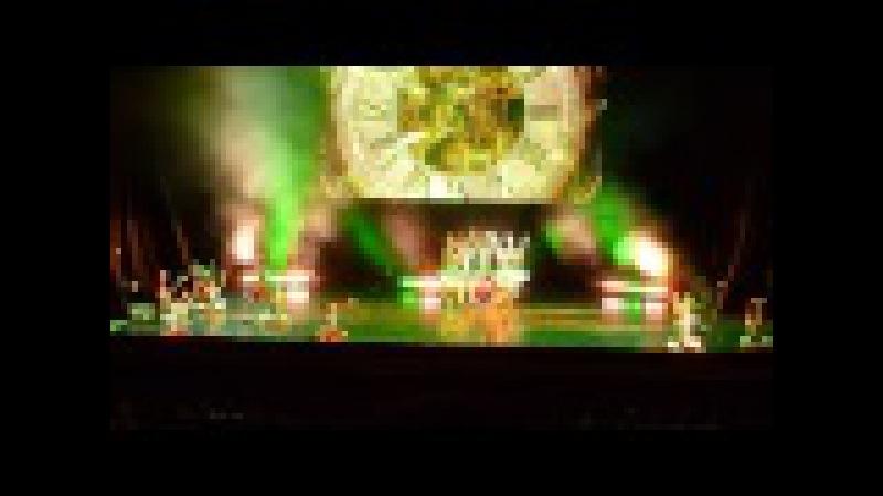 Отчетный концерт ШДМТ 21 05 17 г Омск Безумное чаепитие