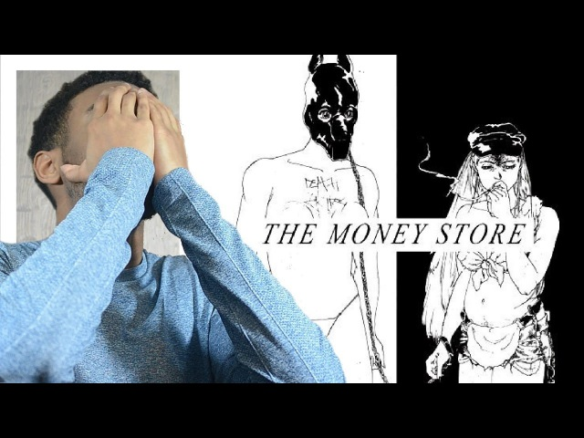 Death Grips - THE MONEY STORE First REACTIONREVIEW