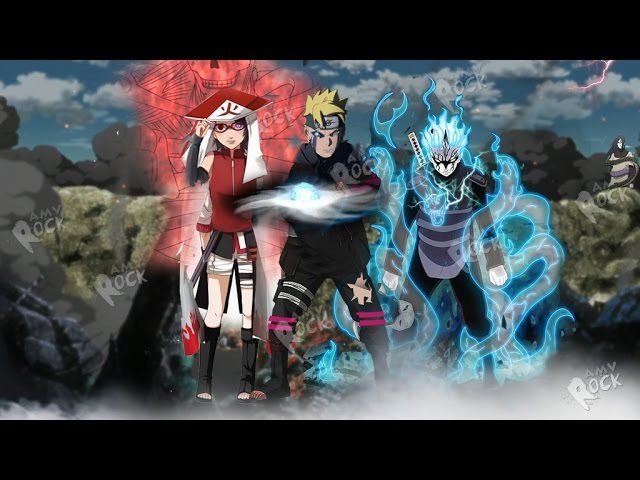 Boruto Naruto Next Generations「AMV」 Alive HD