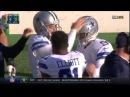 Tony Romo threw a touchdown!