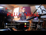 Relient K - We Wish You A Merry Christmas (Drum Cover) Michel Barbossa