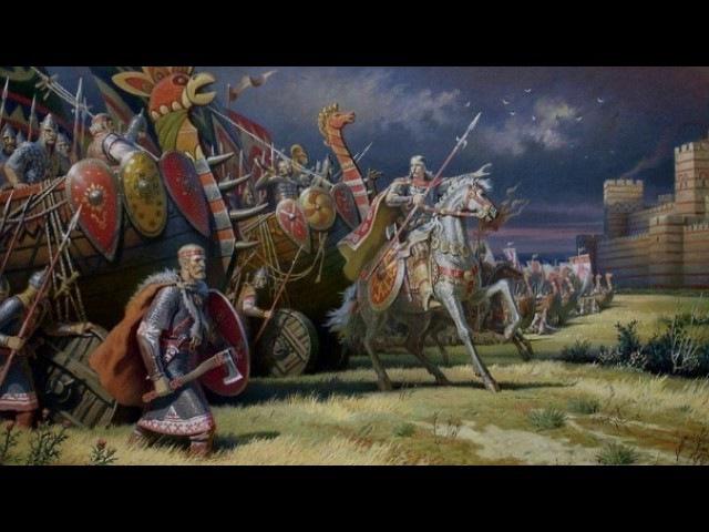 Викинги и Древняя Русь (рассказывает Фёдор Успенский)
