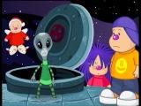 Alien in Black hole | Babix | Fun & Adventure Cartoon Videos for Kids | Baby Toonz TV
