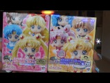 Sailor Moon Toy Unboxing