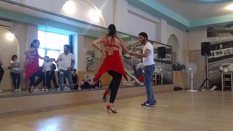 Наташа Сиренко, МК 26.08.2017 Тула, часть 2