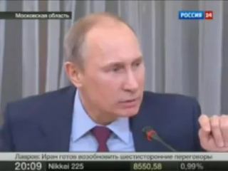 Кто голосует за Путина