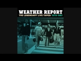 Weather Report - A Remark You Made (audio) (Live)