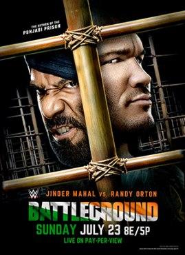 Post image of WWE Battleground 2017