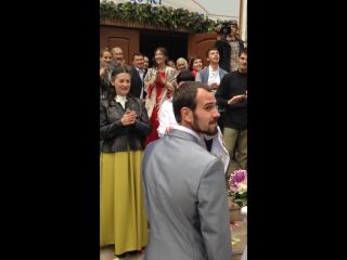 Темка про Тёмку... и его свадьбу с Любашей