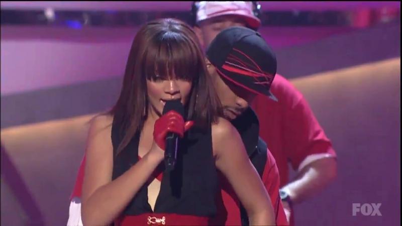 Rihanna SOS LIVE 2006 HD