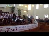 Турчинов на съезде баптистов