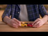 Трансформеры Роботы под прикрытием: крэш-комбайнер