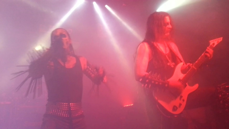 Gorgoroth - Bergtrollets Hevn (live in Erfurt)