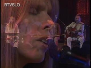 Deva Premal & Miten with Manose - Om Namo (Slovenia, RTV, 2008)