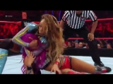 09.05.17 - RAW - Sasha Banks vs. Alicia Fox: