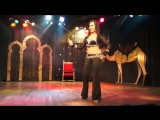 Jasirah - ODF 2015 Gala Show - rock and crazy tabla solo 2118