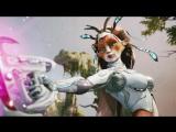 Анонсовый трейлер новой героини Зинкс в игре Paragon!