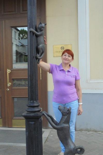 Наталья Сафоновская