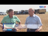К уборке хлеба приступили в Саратовской области