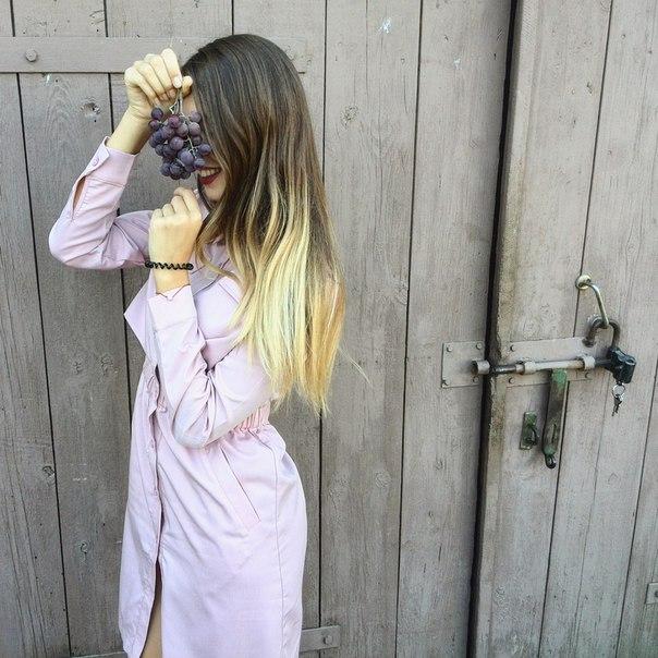 Обзор на платье-рубашку в пудрово-розовом цвете! На параметры 84-61-91 и