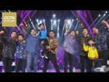 Ребята из провинции Фуцзян в своем танце с невероятным мастерством рассказывают как справиться с жизненными трудностями