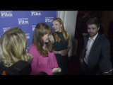 Hope Lauren, Morgan Dameron, and Sterling Knight at the SBIFF 2017