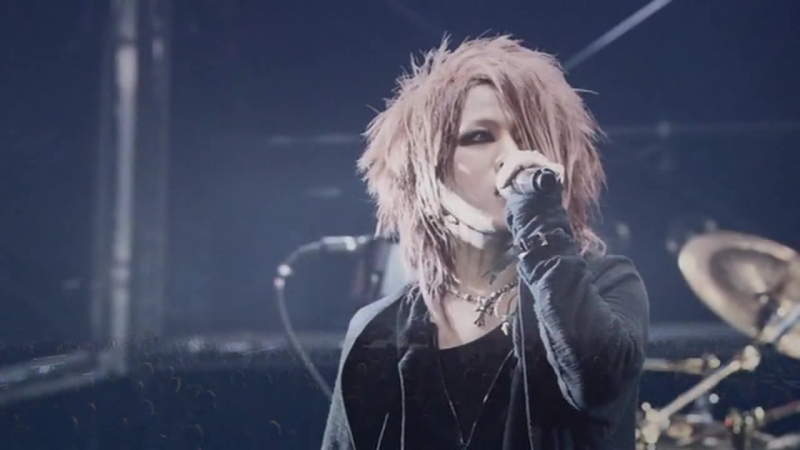 The GazettE - The Nameless Liberty at 10.12.26 Tokyo Dome диск 2