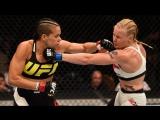 Valentina Shevchenko vs Amanda Nunes - [Fight Highlights] - Significants Strikes