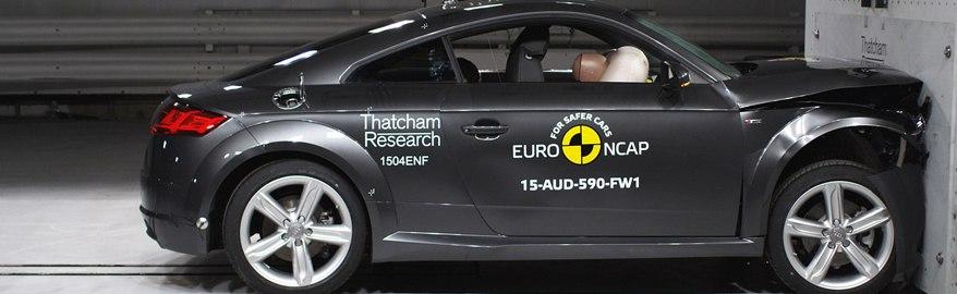 Краш-тесты EuroNCAP: свежая порция разбитых машин
