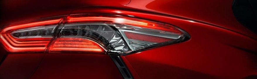 Toyota частично показала новую Camry