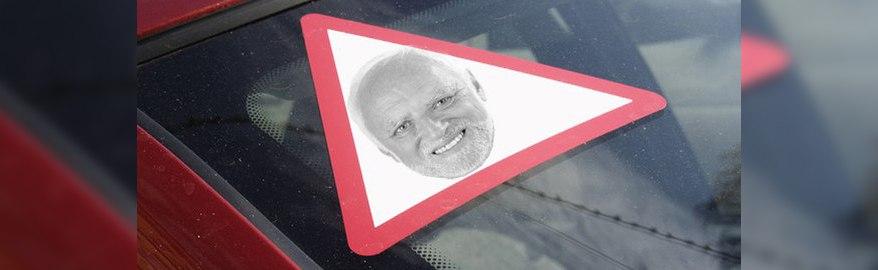 Московские власти хотят ввести специальный знак на машины водителей старше 75 лет
