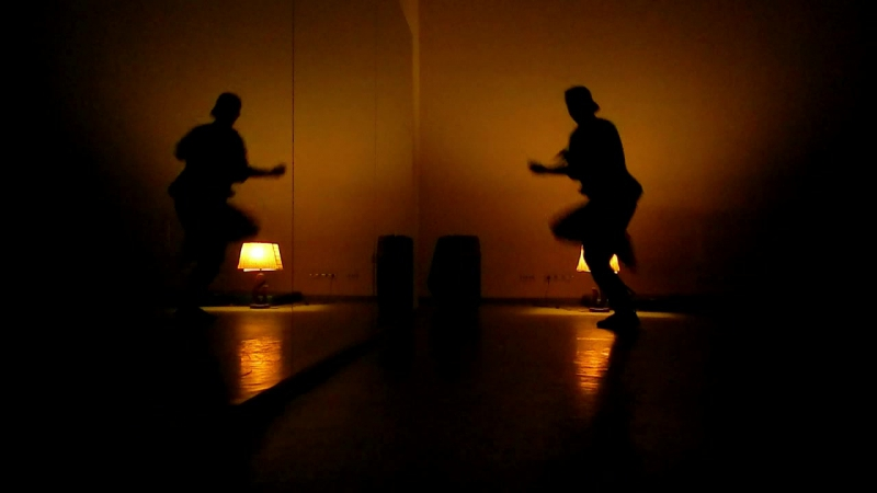 Practice house dance
