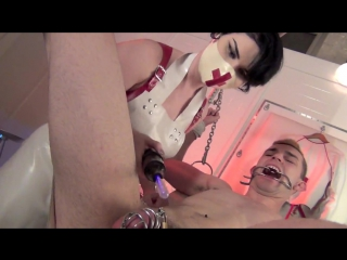 Quinn helix - cock blocked, locked and shocked