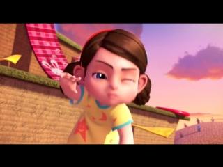 «Короткометражный фильм» от MARZA Movie Pipeline for Unity