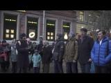 Две песни Хора Русской Армии в Ленинграде, Песня о Ладоге В путь 27.01.17 Наше