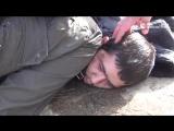 ФСБ опубликовала видео задержания организатора теракта в Петербурге