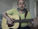Мое исполнение под гитару - Как упоительны в России вечера (из репертуара группы Белый Орел)