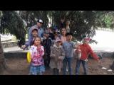 Лагерь, дети X-fit