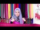 Neng Geulis Hijab Tutorial 5 Saara Neena Glam