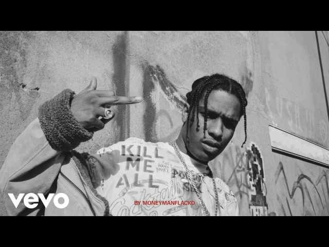 Asap mob - money man / put that on my set ft. asap rocky, asap nast, yung lord, skepta