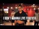 ZAYN Taylor Swift I Don't Wanna Live Forever Choreography by Alexander Chung TMillyTV