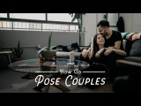 How to Pose Couples Who Aren't Models (Portrait Photography)