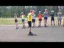 Мастер-класс от Соснина Михаила - мастера спорта по лыжным гонкам