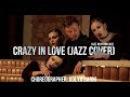 Crazy In Love jazz cover Jazz Rhythm Case choreographer Kolya Barni
